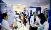 Introducen nuevas tecnologías en feria Techmart de Ciudad Ho Chi Minh