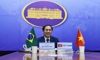 Celebran VII Consulta Política de Viceministros de Relaciones Exteriores Vietnam-Brasil