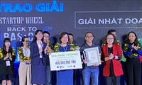 Otorgan premios del concurso STARTUP WHEEL 2020
