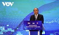 Inauguran Cumbre de Negocios e Inversiones de la Asean