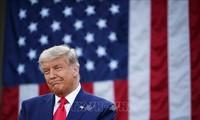 """Trump por primera vez menciona la """"victoria"""" de Joe Biden"""