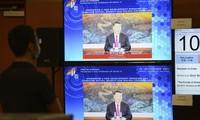 Líderes del APEC piden un comercio abierto y multilateral