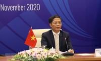 Los tratados de libre comercio tienen impactos positivos para la economía nacional, afirma el titular del sector de Vietnam