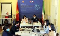 Vietnam e Italia buscan fortalecer los lazos económicos