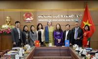 Estudiantes vietnamitas: los primeros del sudeste asiático en los principales indicadores