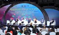 Efectúan en Hanói un foro empresarial sobre el desarrollo sostenible