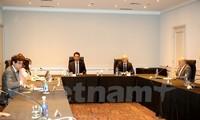 Seminario sobre promoción de oportunidades de cooperación comercial e inversora entre Vietnam y Argentina
