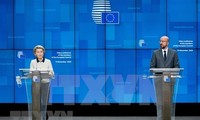 Líderes de la UE desean fortalecer la cooperación con Vietnam