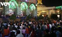 Vietnamitas celebran la Navidad 2020