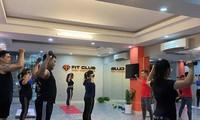 3F Fit Club, un gimnasio especial en Hanói