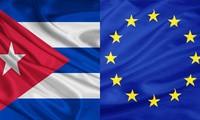 Cuba y la UE acuerdan fortalecer su cooperación multifacética