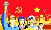 Canciones que homenajean al Partido Comunista de Vietnam