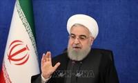 El presidente de Irán niega cualquier cambio en el PAIC