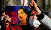 Myanmar: Aung San Suu Kyi detenida hasta el 15 de febrero