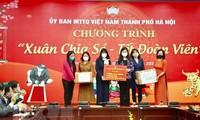 Celebran en Hanói programa humanitario en ocasión del Tet
