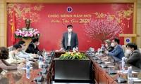 Refuerzo de las medidas preventivas contra el covid-19 en Ciudad Ho Chi Minh