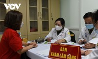 Primeros 35 voluntarios reciben inyecciones de la vacuna Nanocovax