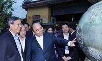 Premier vietnamita insta a finalizar el proyecto de resolución sobre políticas específicas para Thua Thien-Hue