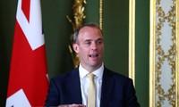 Reino Unido se compromete a resolver problemas comerciales de Irlanda del Norte con la UE