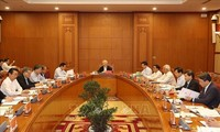 Líder político de Vietnam pide fortalecer el trabajo anticorrupción