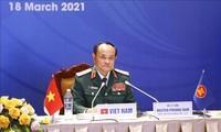 Vietnam se compromete a participar de forma responsable en la cooperación militar y de defensa de la Asean