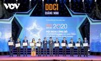 Quang Ninh anuncia resultado de evaluación de competitividad local 2020