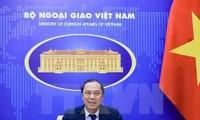 Viceministro de Relaciones Exteriores vietnamita mantiene conversaciones con alto diplomático alemán