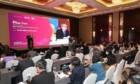 Debaten transformación digital en Vietnam en la plataforma 5G