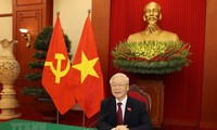 Vietnam y Rusia acuerdan impulsar relaciones bilaterales