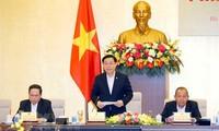 Inauguran quinta sesión del Consejo Nacional Electoral de Vietnam