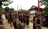 Preservan el valor del espacio cultural Gong de las Tierras Altas Centrales de Vietnam