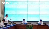 Ciudad Ho Chi Minh aumentará medidas contra la propagación del coronavirus