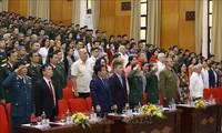 Celebran en Hanói el 60 aniversario de la Victoria de Girón