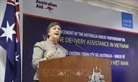 Australia y Unicef apoyan la distribución de la vacuna anticovid-19 en Vietnam
