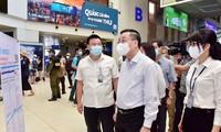 Localidades vietnamitas fortalecen medidas preventivas contra el covid-19