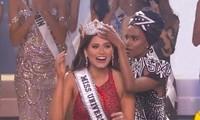 Andrea Meza de México coronada Miss Universo 2021