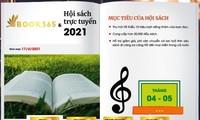 Culminó la Jornada del Libro en línea en Vietnam