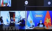 Vietnam y Argentina efectúan VIII Consulta Política