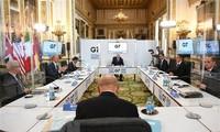 Grupo G7 espera alcanzar un acuerdo fiscal global con Washington