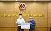 Más asistencias desde ultramar para el combate contra el coronavirus en Vietnam