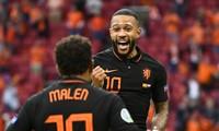 Eurocopa 2020: Tres victorias consecutivas para Holanda