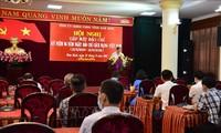 Localidades vietnamitas honran a periodistas nacionales por sus contribuciones