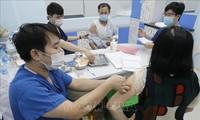 Se registran 285 casos  hoy en Vietnam mientras Bac Giang elimina las medidas de distanciamiento social