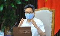 Instan a reforzar medidas anticovid-19 en provincias costeras de Vietnam