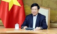 Vietnam y Estados Unidos profundizan nexos bilaterales