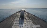La OTAN realiza ejercicios aéreos sobre el Mar Negro