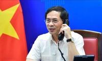 Vietnam y Egipto acuerdan promover cooperación bilateral y en foros multilaterales
