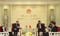 Vietnam y Estados Unidos fortalecen la cooperación en seguridad