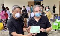 Otros 17 pacientes de covid-19 dados de alta en Ciudad Ho Chi Minh