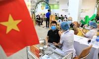 Periódico alemán destaca la vacunación masiva de covid-19 en Hanói